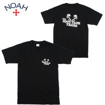 NOAH(ノア) Tシャツ・カットソー NOAH The Duct Tape Years  Tシャツ Double Header Skeleton