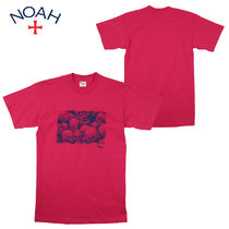 NOAH NYC The Duct Tape Years Tシャツ Pile Of Skulls Tee
