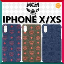 ★MCM★ ビセトス Visetos iPhone Case X/XS