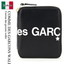 Comme des garcons wallet レザーウォレット