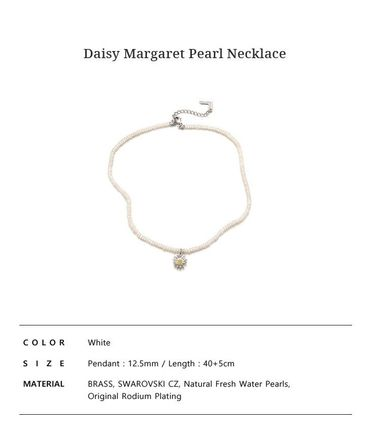 VINTAGE HOLLYWOOD ネックレス・ペンダント BTSテテ着用☆Daisy Margaret Pearl Necklace/VINTAGE HOLLYWOOD(4)