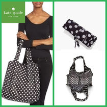 【Kate Spade】SALE!!Resuable Shopping Tote☆エコバッグ