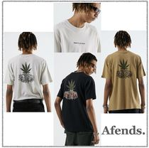 [AFENDS]* For The People *Hemp Retro Fit Tシャツ