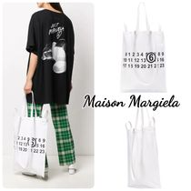 【Maison Margiela】NUMBERS TOTE BAG ナンバーロゴトートバッグ