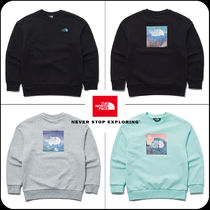 [THE NORTH FACE]★20SS NEW★K'S MONTE SWEATSHIRTS