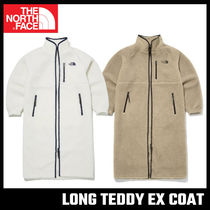 【THE NORTH FACE】LONG TEDDY EX COAT