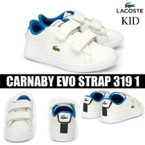 LACOSTE(ラコステ) キッズスニーカー ◆人気商品◆LACOSTE◆CARNABY EVO STRAP 319 1◆送料無料◆