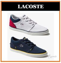 【Lacoste】Bayliss Canvas Sneaker◆メンズスニーカー