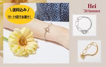 日本未入荷★Hei★'20 summer / half-and-half bracelet 2color