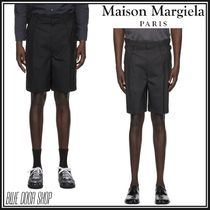 新作入荷【 MaisonMargiela 】Two Play Popeline ショーツ