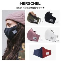 ☆RON HERMAN取扱いアリ☆【Herschel】Classic Fitted Face Mask