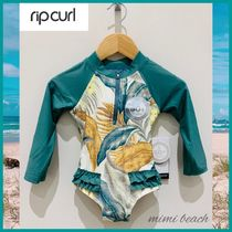 RIP CURL(リップカール) 子供用水着・ビーチグッズ 【送料・関税込み】〈RIP CURL〉Girls Tropic L/S Surf Suit