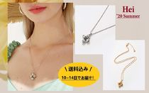 日本未入荷★Hei★'20summer/geranium pendant necklace 2color
