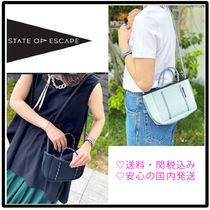 【State Of Escape】大人気!マイクロバッグ★日本未上陸★