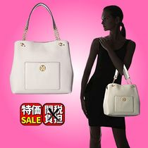 SALE【Tory Burch】チェーン使いが可愛い♪ChelseaSlouchyトート