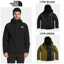 【The North Face】MEN'S THERMOBALL ECO TRICLIMATE JACKET