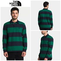 【The North Face】☆お買い得☆ MEN'S BERKELEY RUGBY SHIRT