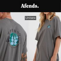 AFENDS Keep It Together Unisex Tee 100%organic cotton AUS発