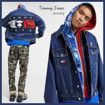 Tommy Jeans*AAPE By A Bathing Ape*デニムジャケット*送料込