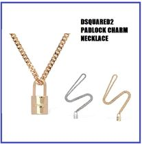 [DSQUARED2] PADLOCK CHARM NECKLACE (送料関税込み)