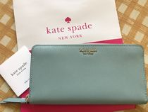 即発★Kate Spade★Cameron Large Continental Wallet★seaside
