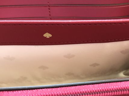 kate spade new york 長財布 即発★Kate Spade★Cameron Large Continental Wallet★rosso(5)