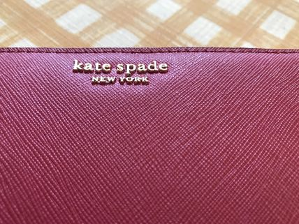 kate spade new york 長財布 即発★Kate Spade★Cameron Large Continental Wallet★rosso(8)
