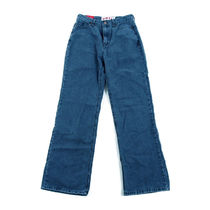 Raucohouse::SLIM DENIM WIDE PANTS:M[RESALE]