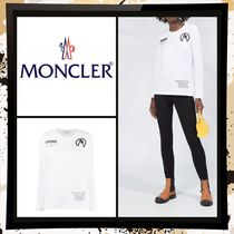 ★★MONCLER モンクレール《ロゴ ロング Tシャツ》送料込み★★