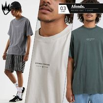AFENDSサーフ半袖TシャツKicked Out Retro Fit