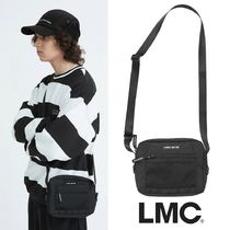 日本未入荷★LMC★LMC SYSTEM UTILIZE CROSS BAG black