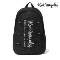 日本未入荷★Mark Gonzales★SIGN LOGO STRING BACKPACK