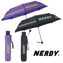 ★芸能人愛用★NERDY★Folding Umbrella_2色