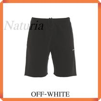 Off-white Stencil Arrows Bermudas