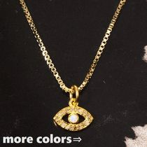日本未発売【Child Of Wild】Evil Eye Pave Diamondネックレス
