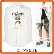 OFF WHITE Pascal Painting print shirt