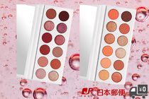 【NY発♪Kylie Cosmetics】THE BURGUNDY/PEACH EXTENDED PALETTE