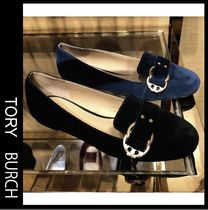 Outlet買付【Tory Burch】Tロゴ★MARSDEN SMOKING SLIPPER