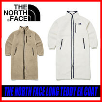 【THE NORTH FACE 】LONG TEDDY EX COAT 2色