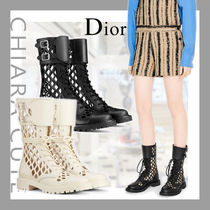 【20PF NEW】Dior_women/D-TRAP ANKLE BOOTアンクルブーツ/2色