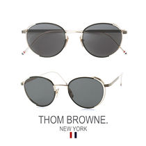 THOMBROWNE TB-106-A-BLK-GLD-50 サングラス