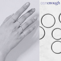 [oneenough] Mikro Five Ring Set Surgical リング★BTS V着用