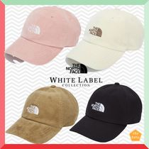 【THENORTHFACE】COTTON BALL CAP (4色)