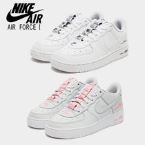 NIKE★Air Force 1 '07 LV8 エアフォース1 白ピンク