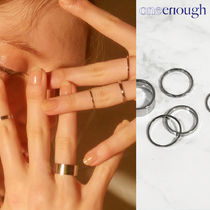 [oneenough] Enough Rings Set リング★BLACKPINK着用