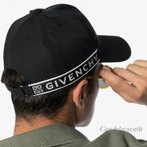 GIVENCHY  4G キャンバス ウェビング キャップ