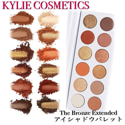 ★KYLIE COSMETICS ★THE BRONZE EXTENDED アイシャドウパレット