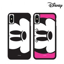 【Disney】Couple Face iPhone スマホ ケース