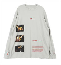 A-COLD-WALL(アコールドウォール) Tシャツ・カットソー 超人気[A-COLD-WALL*]GLASS BLOWER LONG SLEEVE T-SHIRT送料無料