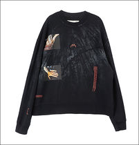 A-COLD-WALL(アコールドウォール) Tシャツ・カットソー 超人気[A-COLD-WALL*] GLASS BLOWER CREWNECK送料無料